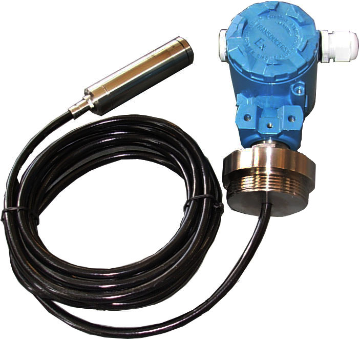 Static pressure level gauge-Cable Submersible Liquid Level Transmitter Level Transducer Level Sensor